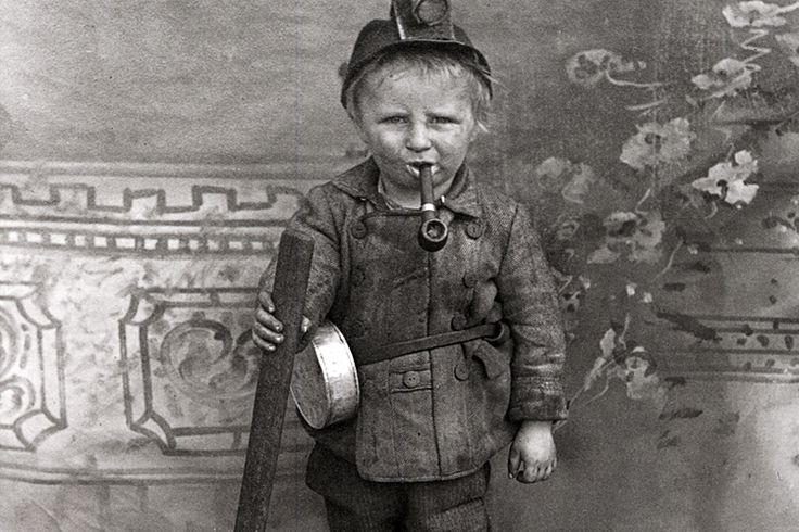 Child Mine Worker