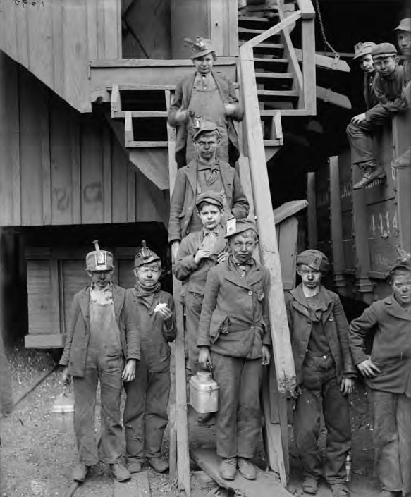 Coal Industry Child Labour